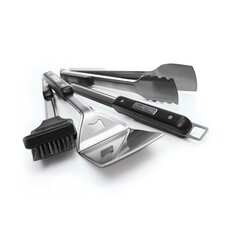 4 Piece Grilling Tool Set