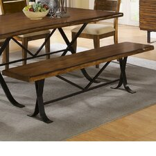 Boulder Wooden Kitchen Bench
