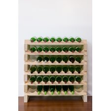 48 Bottle Wine Rack