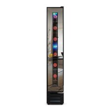 7 Bottle Single Zone Built-In Wine Refrigerator