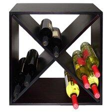 Diamond Bin 24 Bottle Tabletop Wine Rack