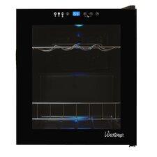 Butler Series 15 Bottle Single Zone Touchscreen Freestanding Wine Refrigerator