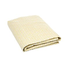 Safari Savannah Fitted Crib Sheet