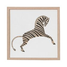 Zebra Artwork