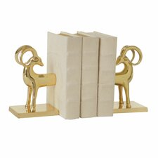 Gazelle Book Ends (Set of 2)