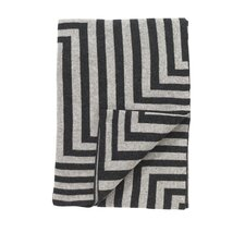 Maze Throw Blanket