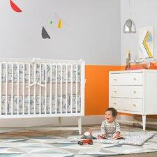 Flight Nursery Bedding Collection