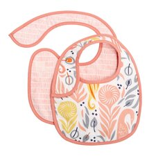 Boheme 2-pack Bib Set