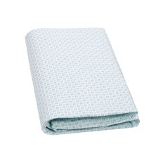 Basket Weave Fitted Crib Sheet