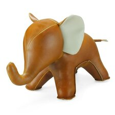 Elephant Bookend