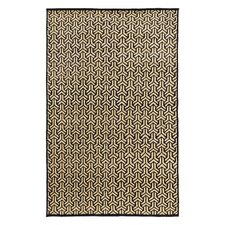 Paloma Hand Knotted Ink Area Rug