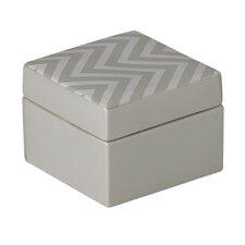 Chevron Rectangle Storage Box
