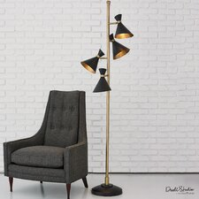 Cone Party Floor Lamp