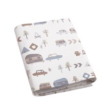 Canyon Fitted Crib Sheet