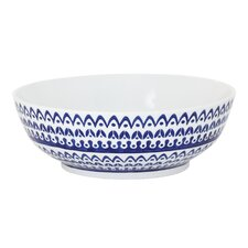 Nordic Striped Bowl