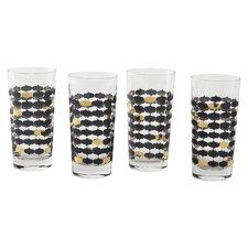 Tunis 18.5 Oz. Highball Glass (Set of 4)