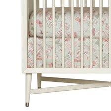 Arden Percale Crib Skirt
