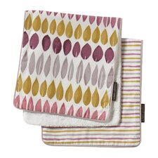 Aimee 2 Pack Burp Cloth Set (Set of 2)