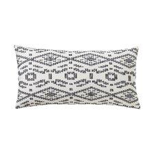 Tangier Geo Ink Lumbar Pillow