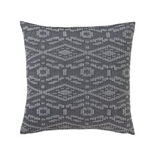 Tangier Geo Charcoal Pillow
