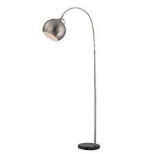 "Diego 61"" Arched Floor Lamp"
