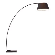 "Lady 74.8"" Arched Floor Lamp"