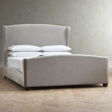 Baloria Wingback Bed