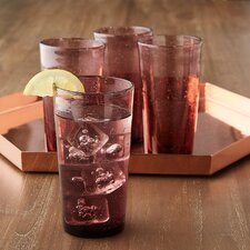 Bubbles Highballs (Set of 4)