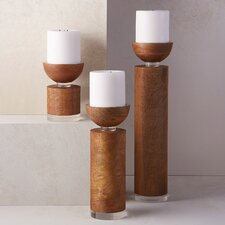 Isha Pillar Candle Holder