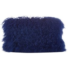 Lamb Fur Lumbar Pillow