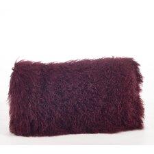 Lamb Fur Lumbar Pillow