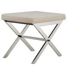 Candice Chrome Stool
