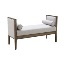Eva 2-Seat Upholstered Bench