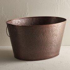 Oval Steel Beverage Tub