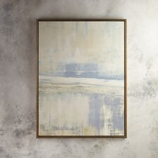 Foggy Morning Canvas