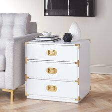 Loren 3 Drawer Chest