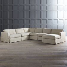 Warner Sectional with Chaise