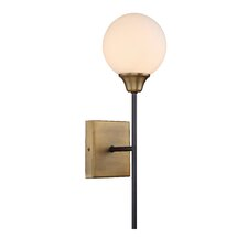 Kors 1 Light  Wall Sconce