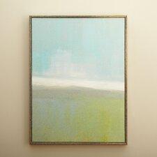 Coastal Abstract Canvas