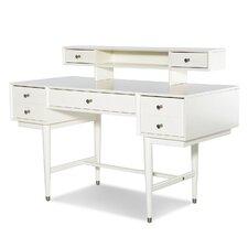 Mid Century Desk Hutch
