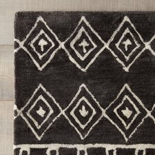 Nuri Midnight Grey Rug