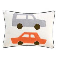 Skyline Cars Boudoir Pillow