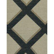 Cross Lane Fabric - Navy