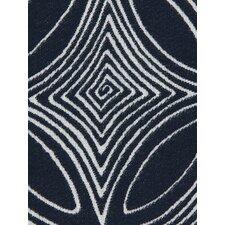 Desert View Fabric - Navy