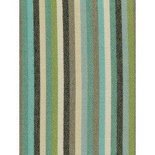 Striped Affair Fabric - Lime