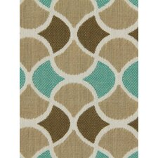Carrington Fabric - Turquoise