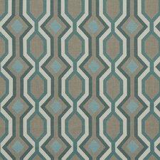 Diamond Vista Fabric - Turquoise