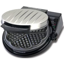 Five of Hearts Pro Waffle Maker with Rib Cover
