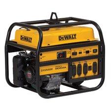 4500 Watt Portable Gasoline Generator