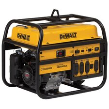 6000 Watt Portable Gasoline Generator